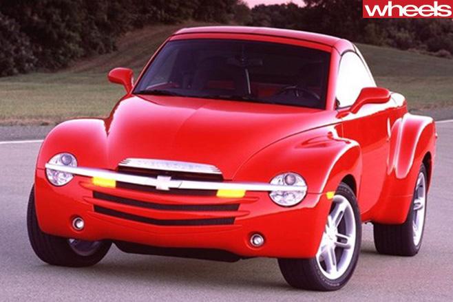 Chevrolet -SSR