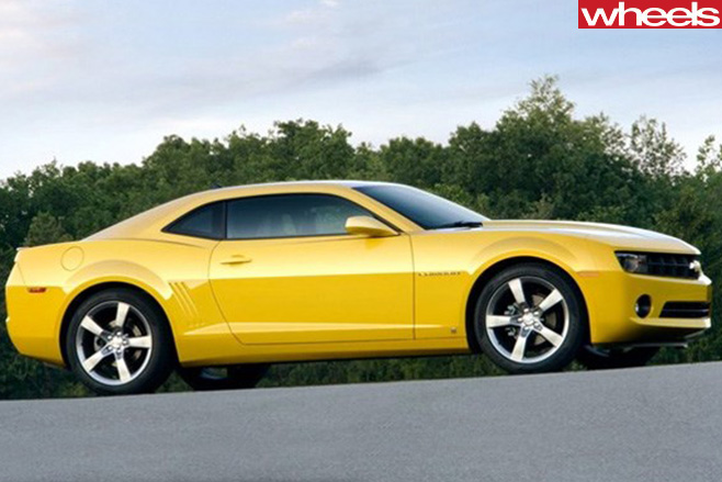 Chevrolet -Camaro