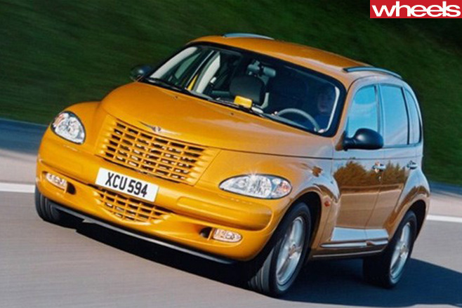 Chrysler -PT-Cruiser