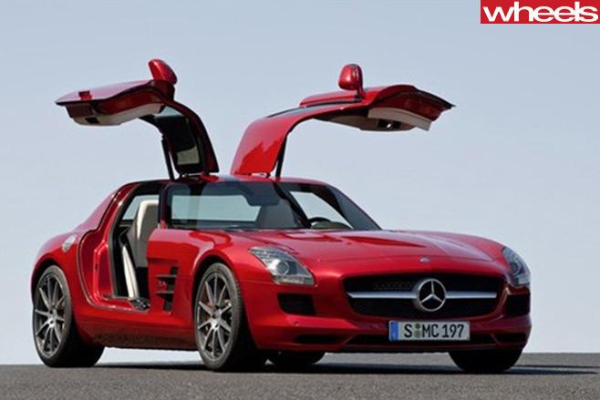 Mercedes -Benz -SLS