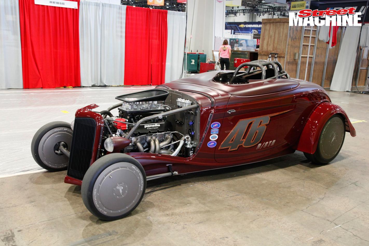 SEMA 2015 Racer