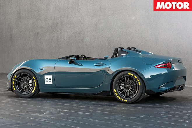Mazda MX-5 Speedster and Spyder concepts revealed cover 1