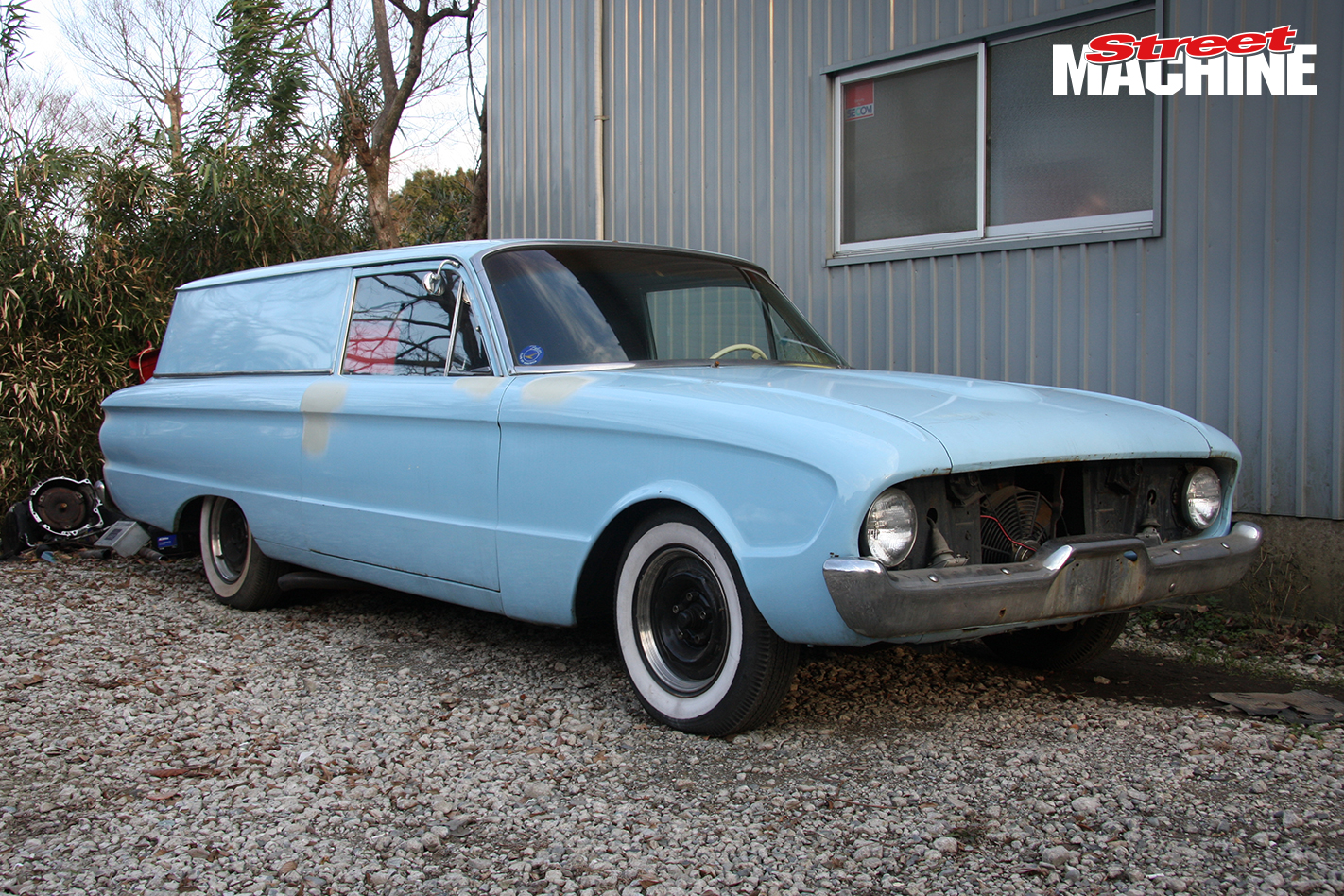 Ford Falcon Delivery 6 Nw
