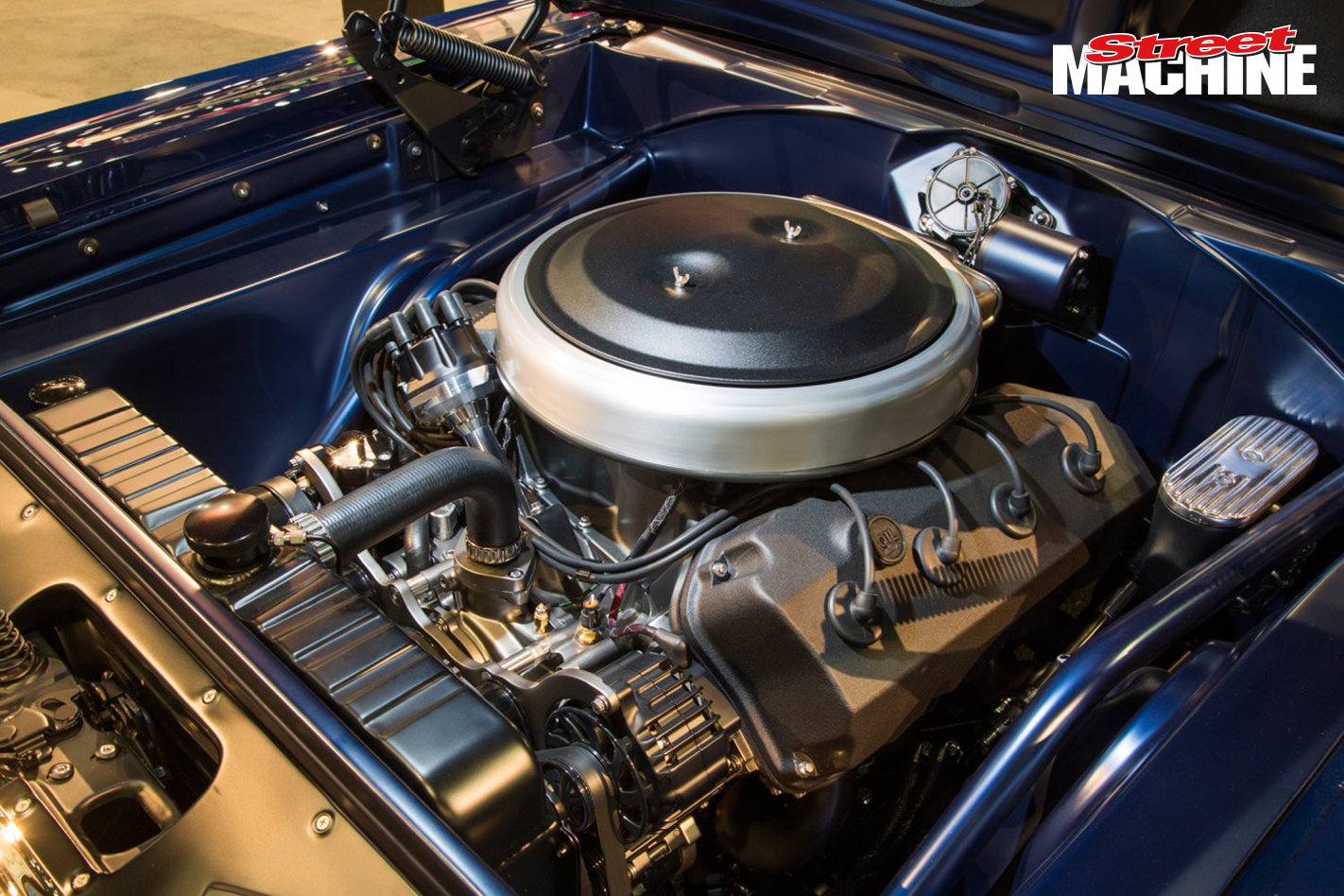 Plymouth Belvedere SEMA 2015 3 Nw