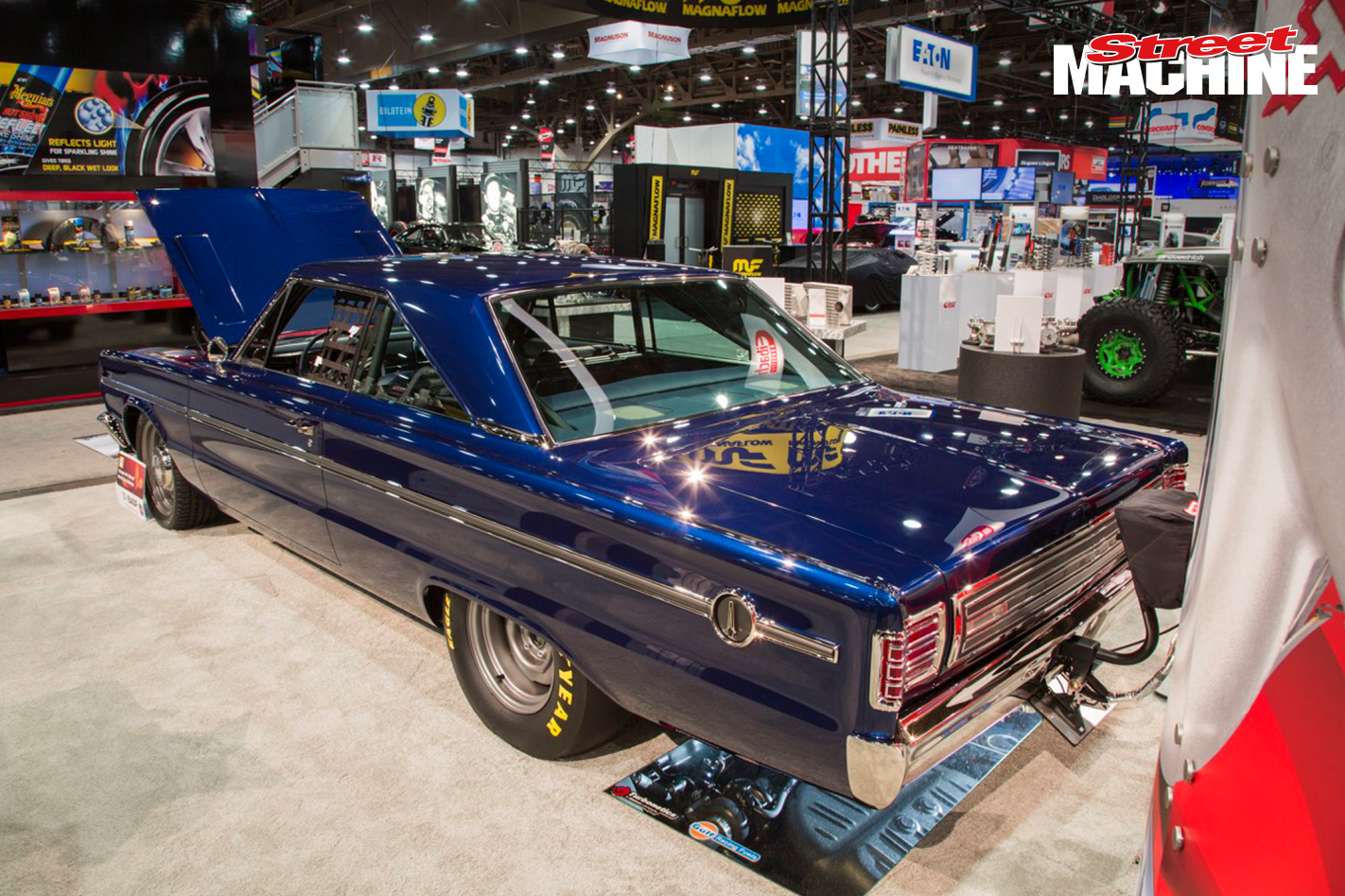 Plymouth Belvedere SEMA 2015 4 Nw