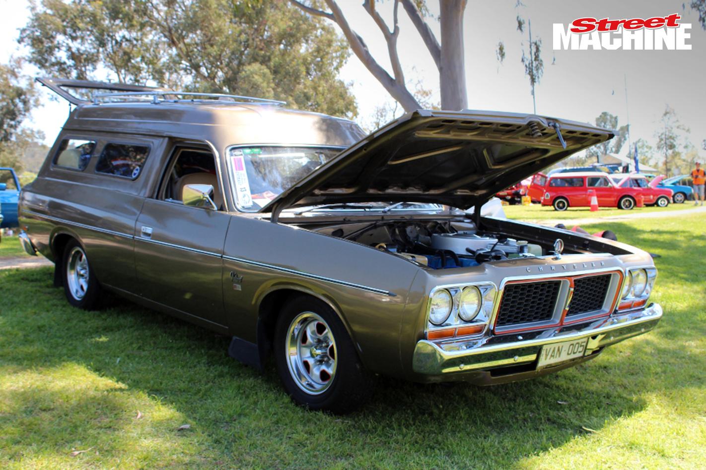 Chrysler Panel Van Mick Ryan Nw
