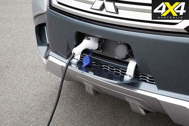 Mitsubishi pajero future 2