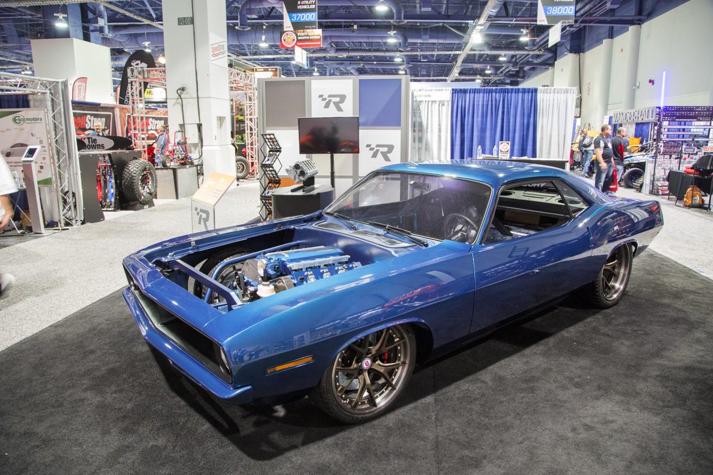 Dodge Challenger LS