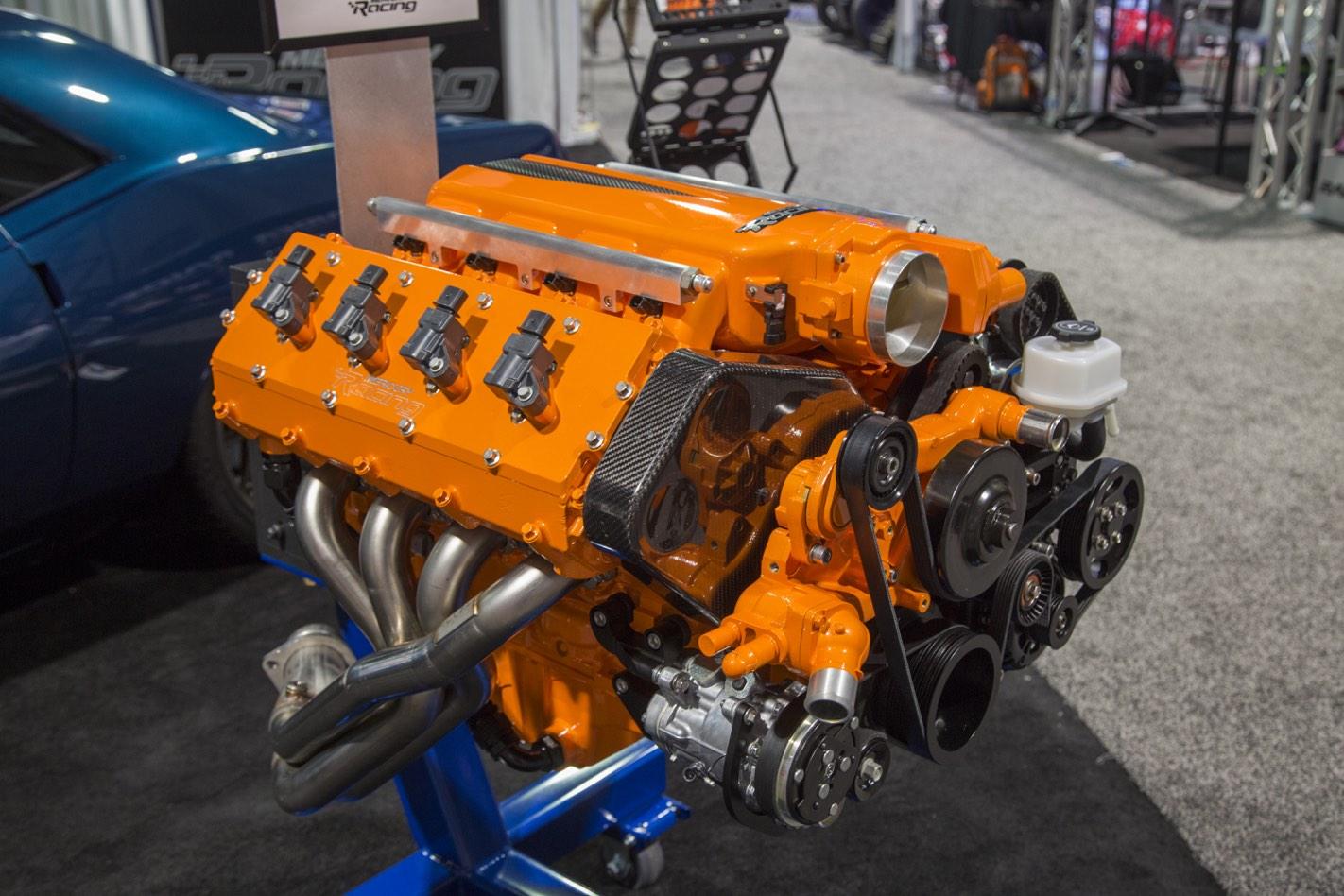 Mercury Twin Cam LS V8