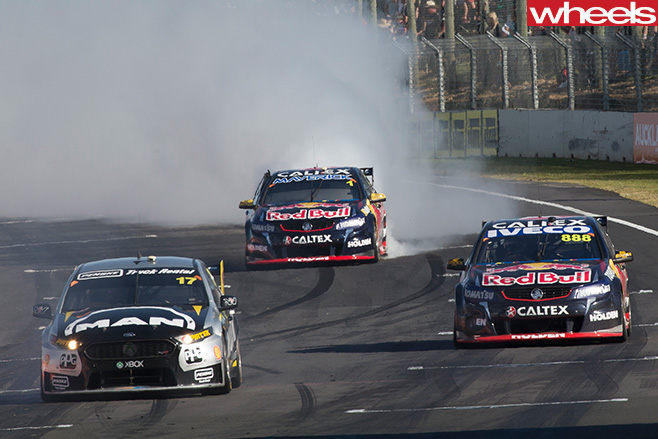 V8-Supercars -Bathurst -1000-Scott -Pye -Craig -Lowndes -David -Reynolds