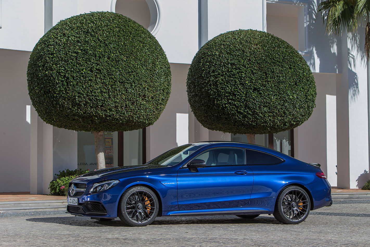Mercedes -AMG-C63-S-Coupe -static