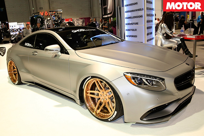 Ghost -Motorsports -S63-AMG-front