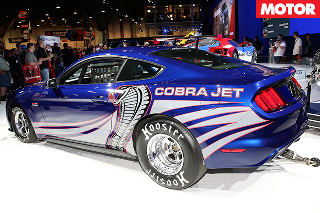 Ford -Mustang -Cobra -Jet -side