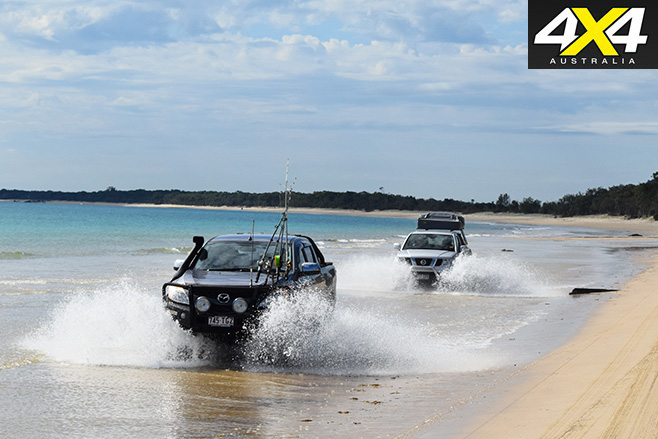 Moreton Island Tide Times