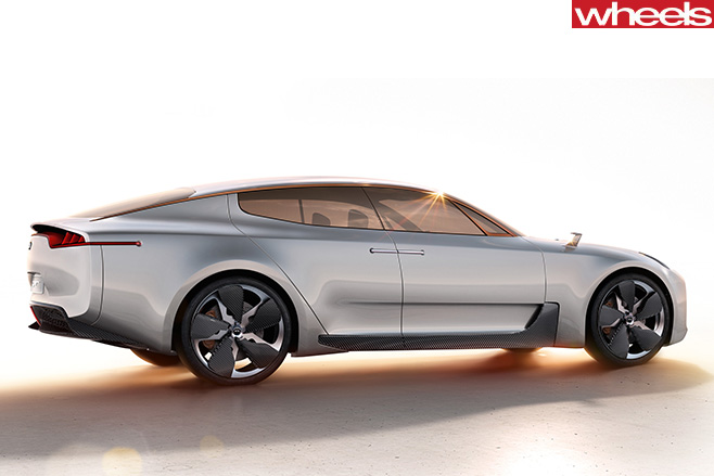 Kia -GT-Concept -Car -side
