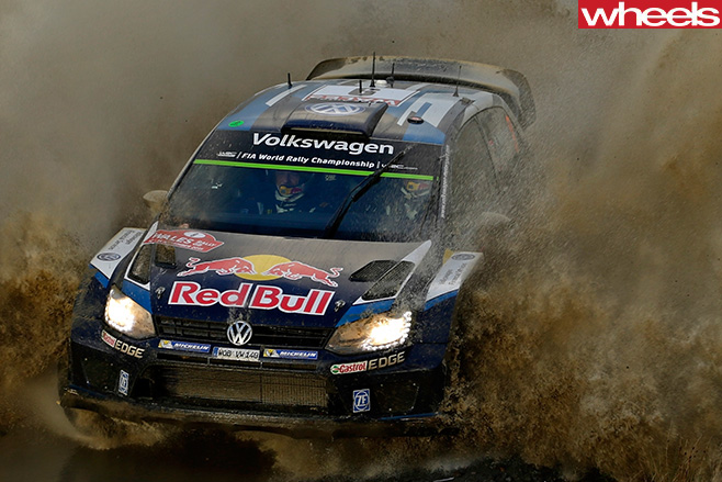 VW-Polo -in -WRC