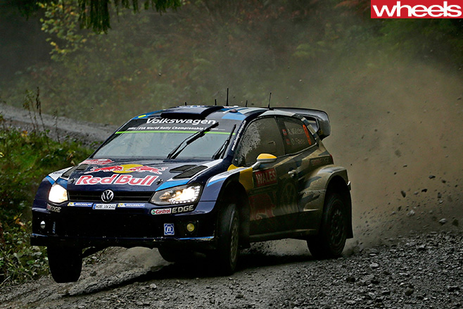 VW-Polo -driving -in -WRC