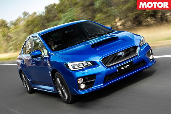 Subaru wrx cvt driving