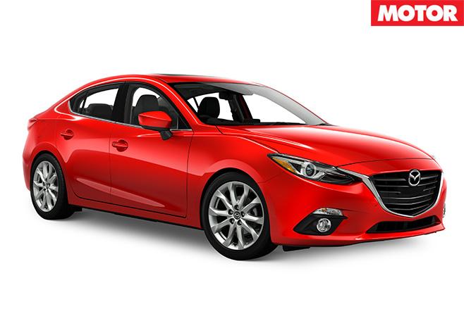 Mazda sp25 car