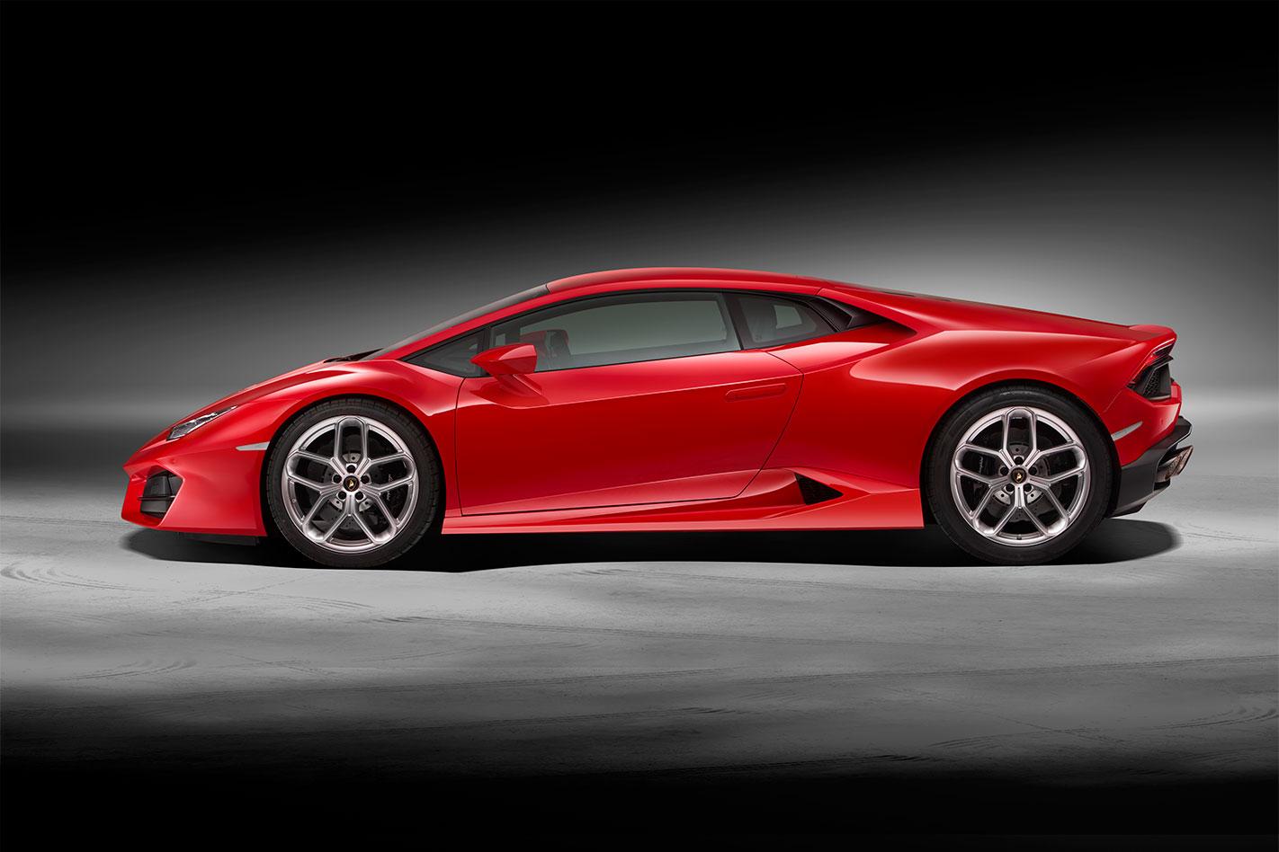Lamborghini -Huracan -LP-580-2-profile
