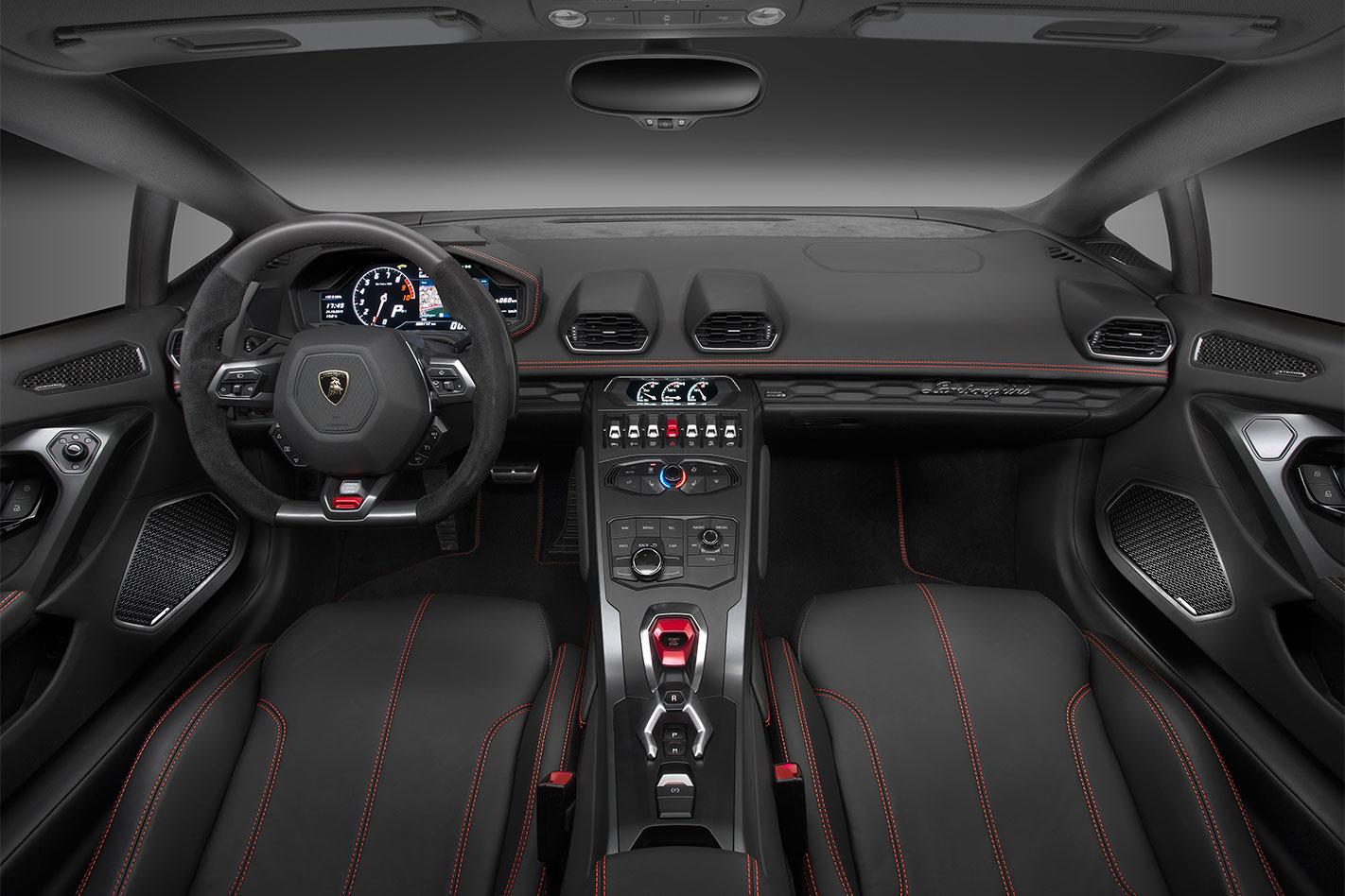Lamborghini -Huracan -LP-580-2-interior