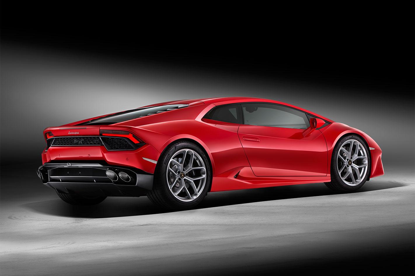 Lamborghini -Huracan -LP-580-2-rear