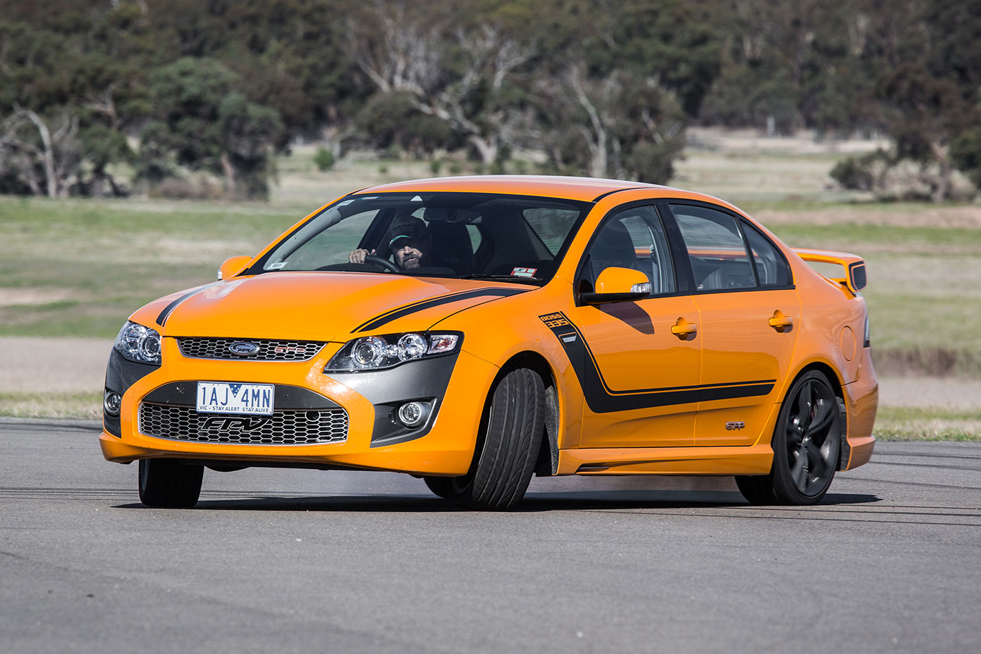 driving the fpv gt f prototype motor