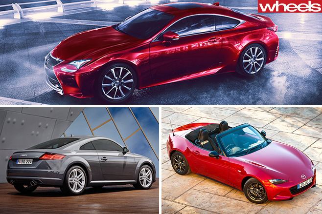 Sports -cars -coty -contenders -2016