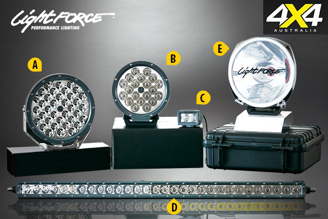4x4 xmas gear guide lightforce