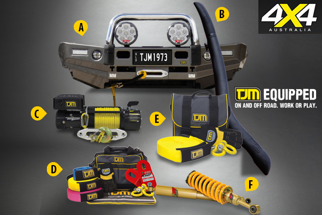 4x4 xmas gear guide tjm equipped
