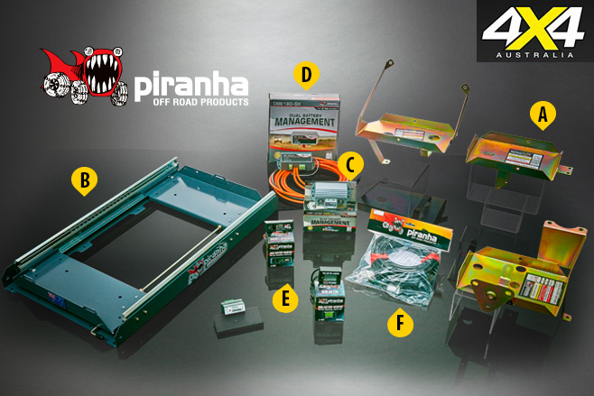 4x4 xmas gear guide piranha