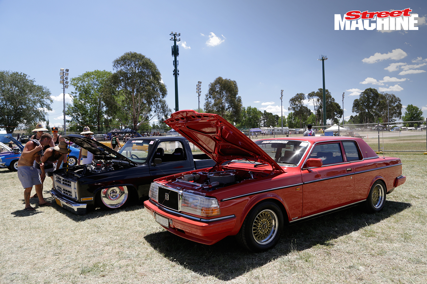 Volvo Coupe Summernats