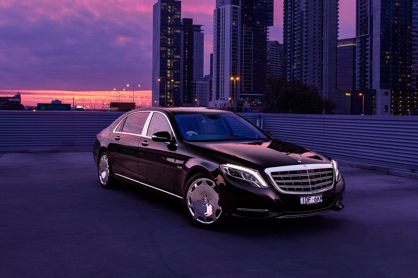 Mercedes -Maybach -S600-front