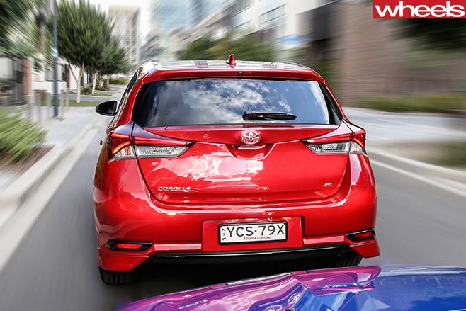 Toyota -Corolla -rear-