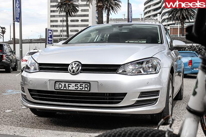 Volkswagen -golf -front-