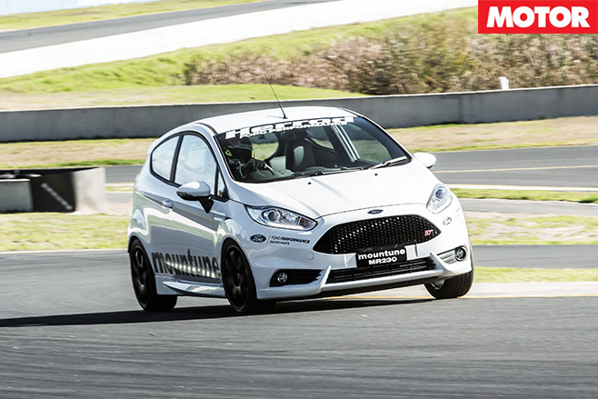 Herrod fiesta st turning
