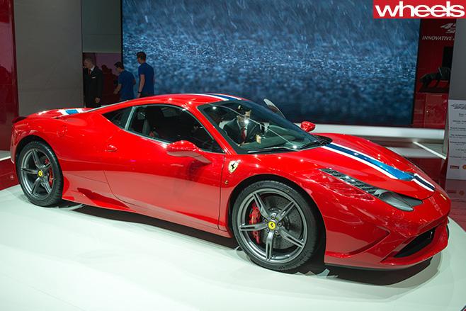 Ferrari -Stradale-