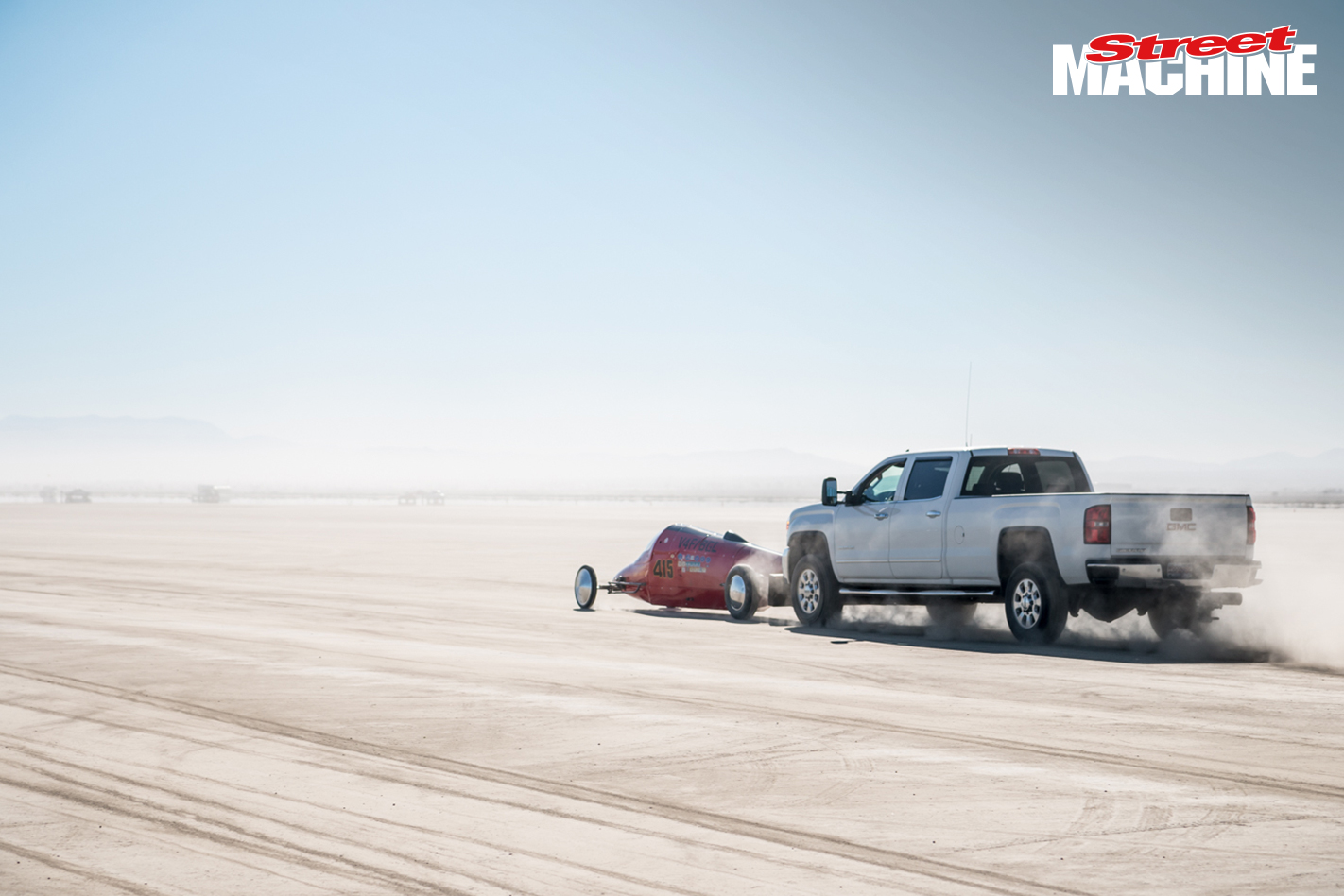 El Mirage Land Speed Racing 3506