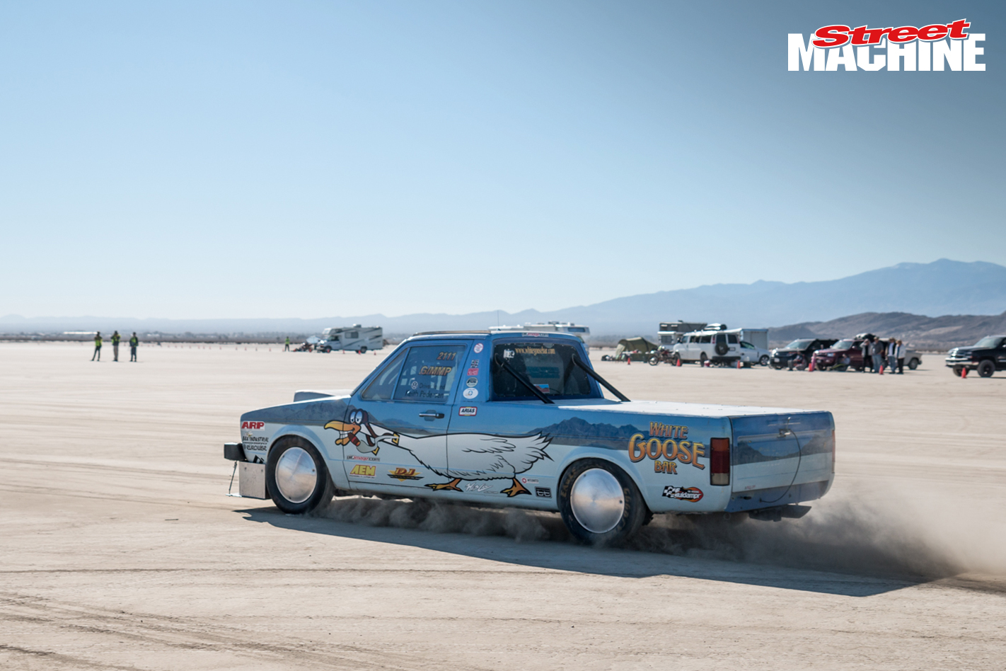 El Mirage Land Speed Racing 3590