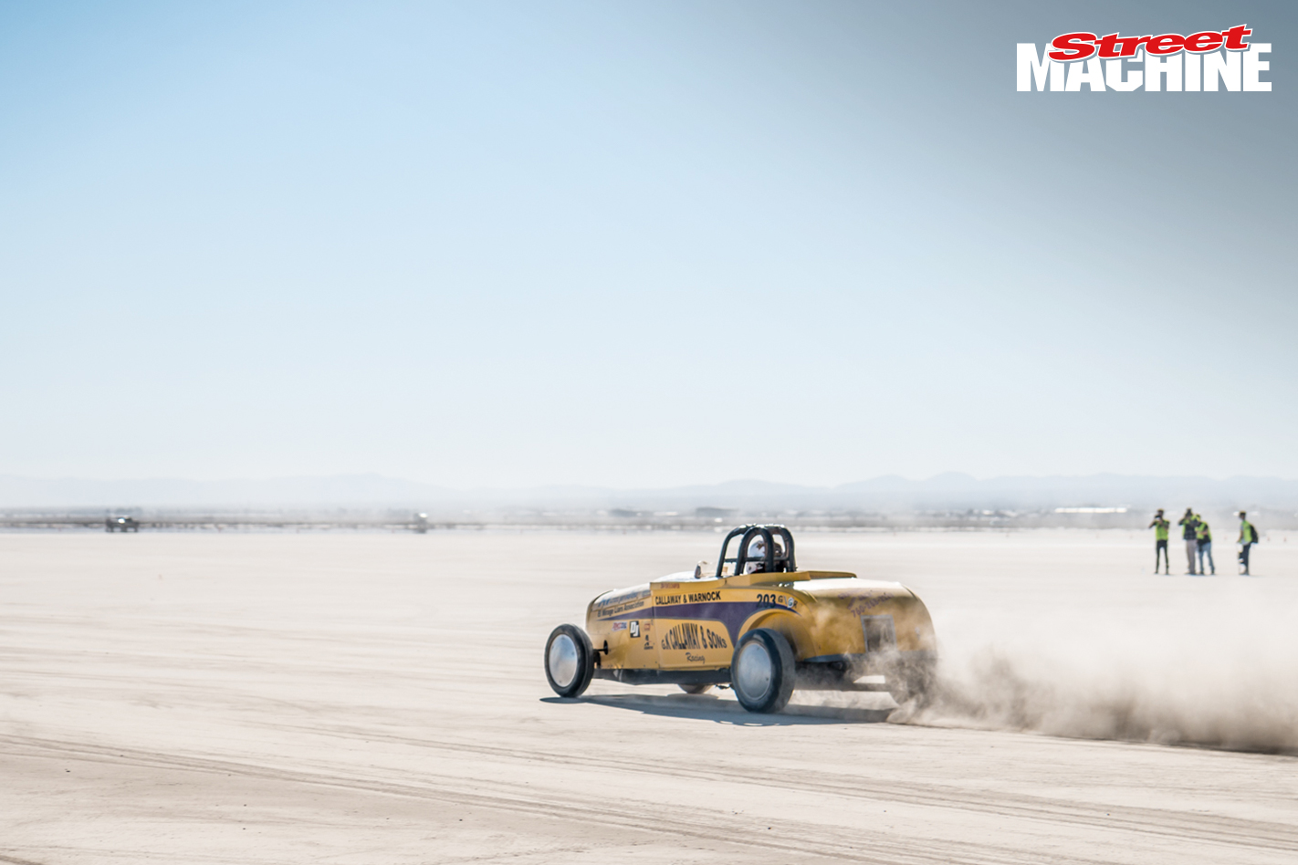 El Mirage Land Speed Racing 3616