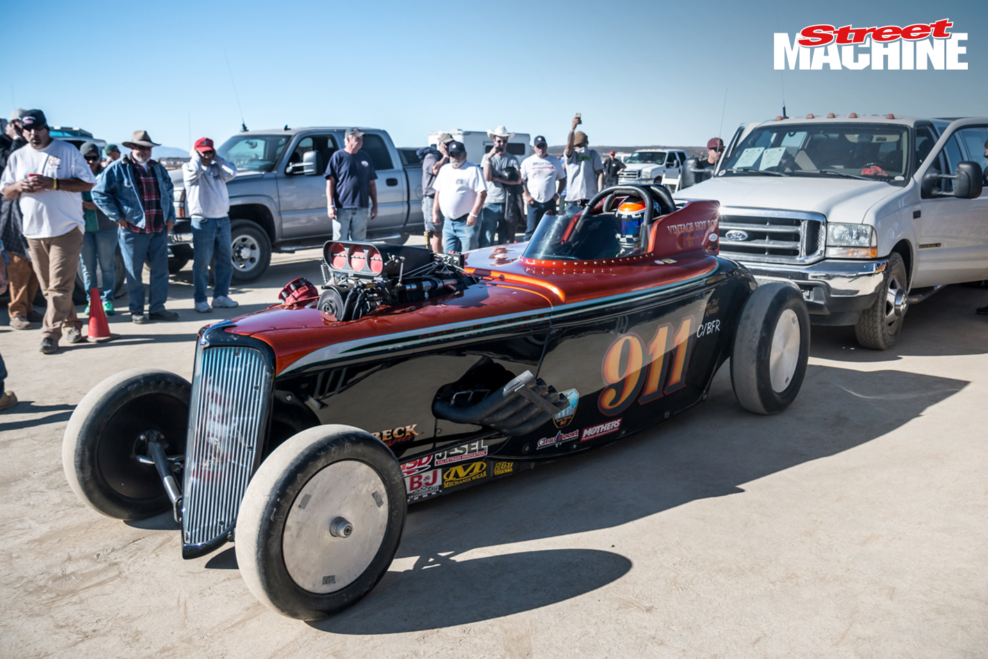 El Mirage Land Speed Racing 3632