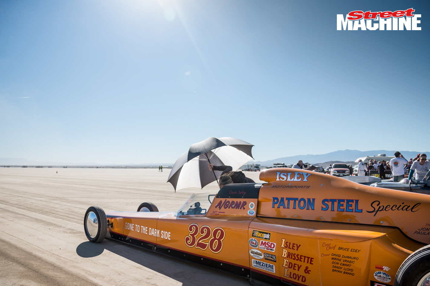 El Mirage Land Speed Racing 3646