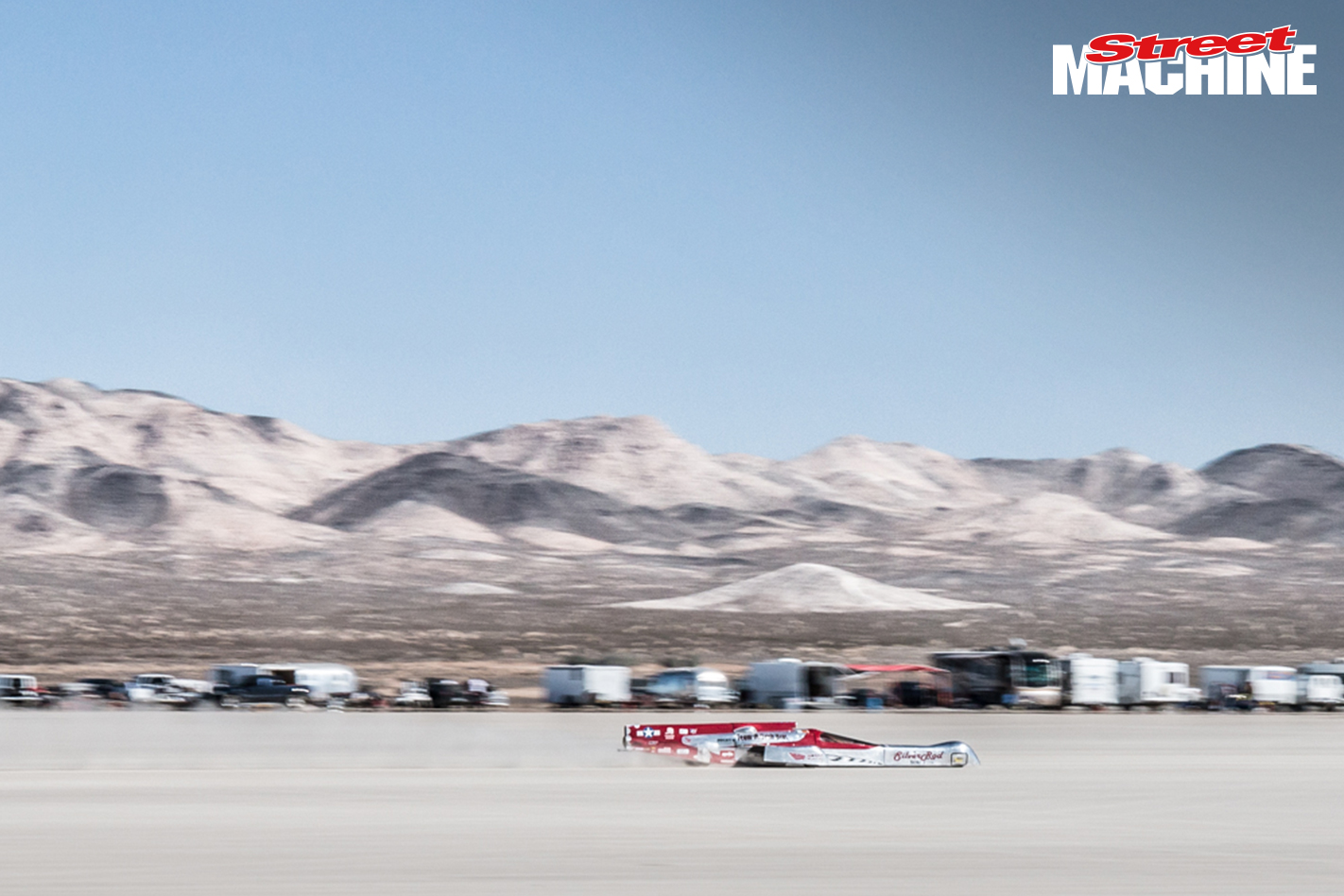 El Mirage Land Speed Racing 3738