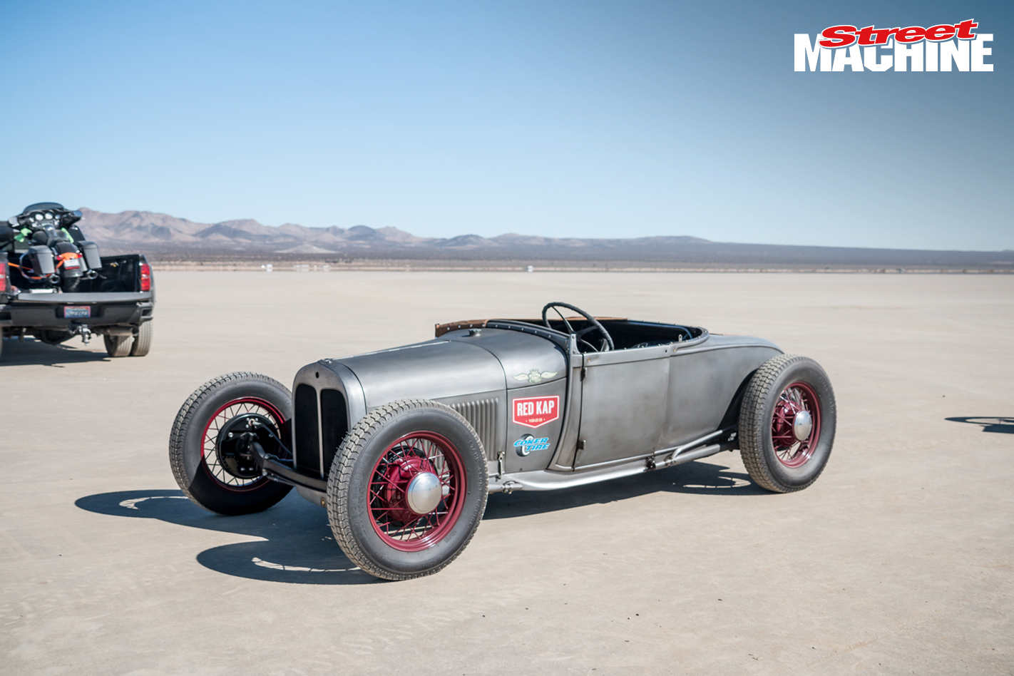 El Mirage Land Speed Racing 3914