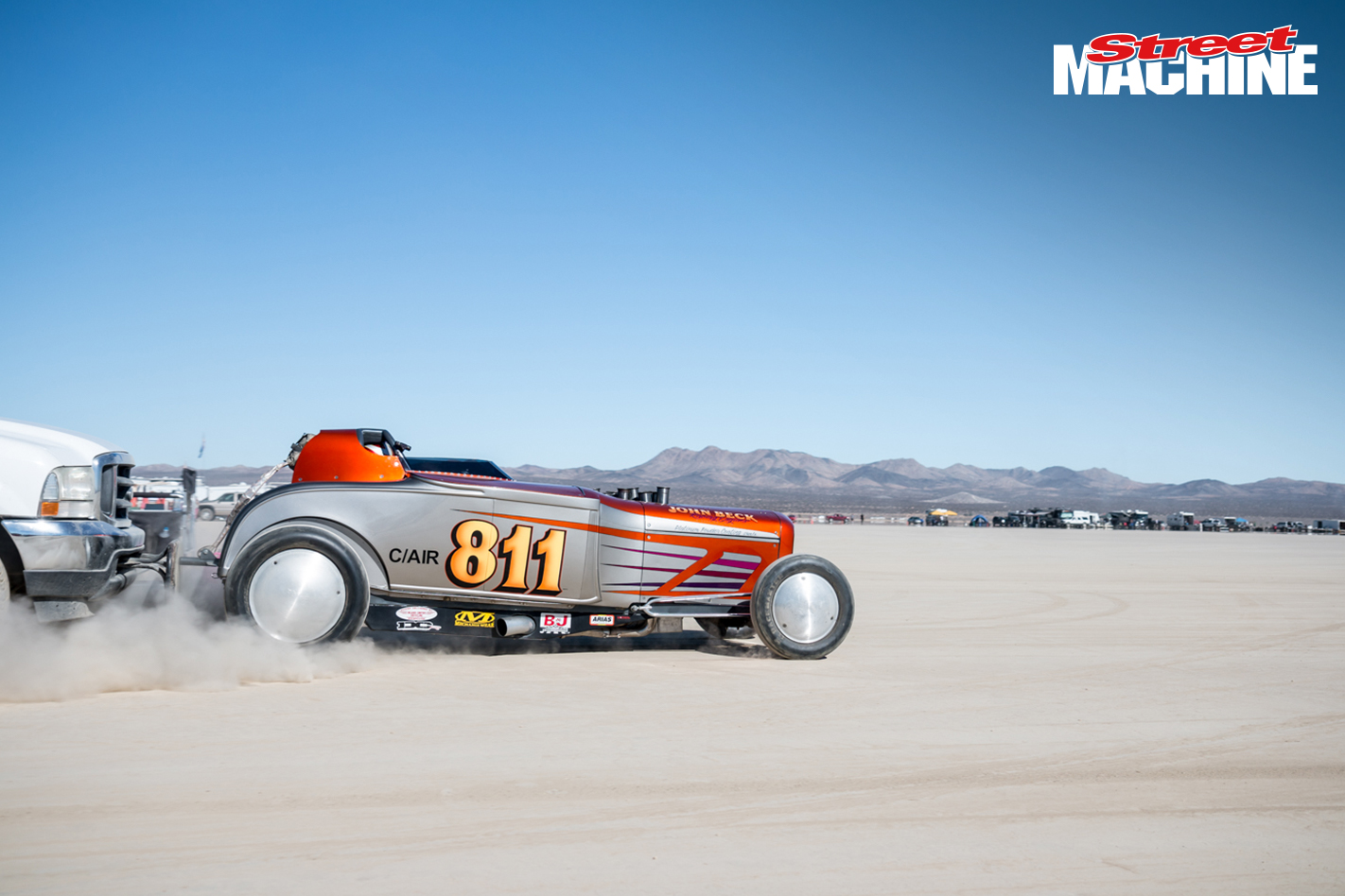 El Mirage Land Speed Racing 3948