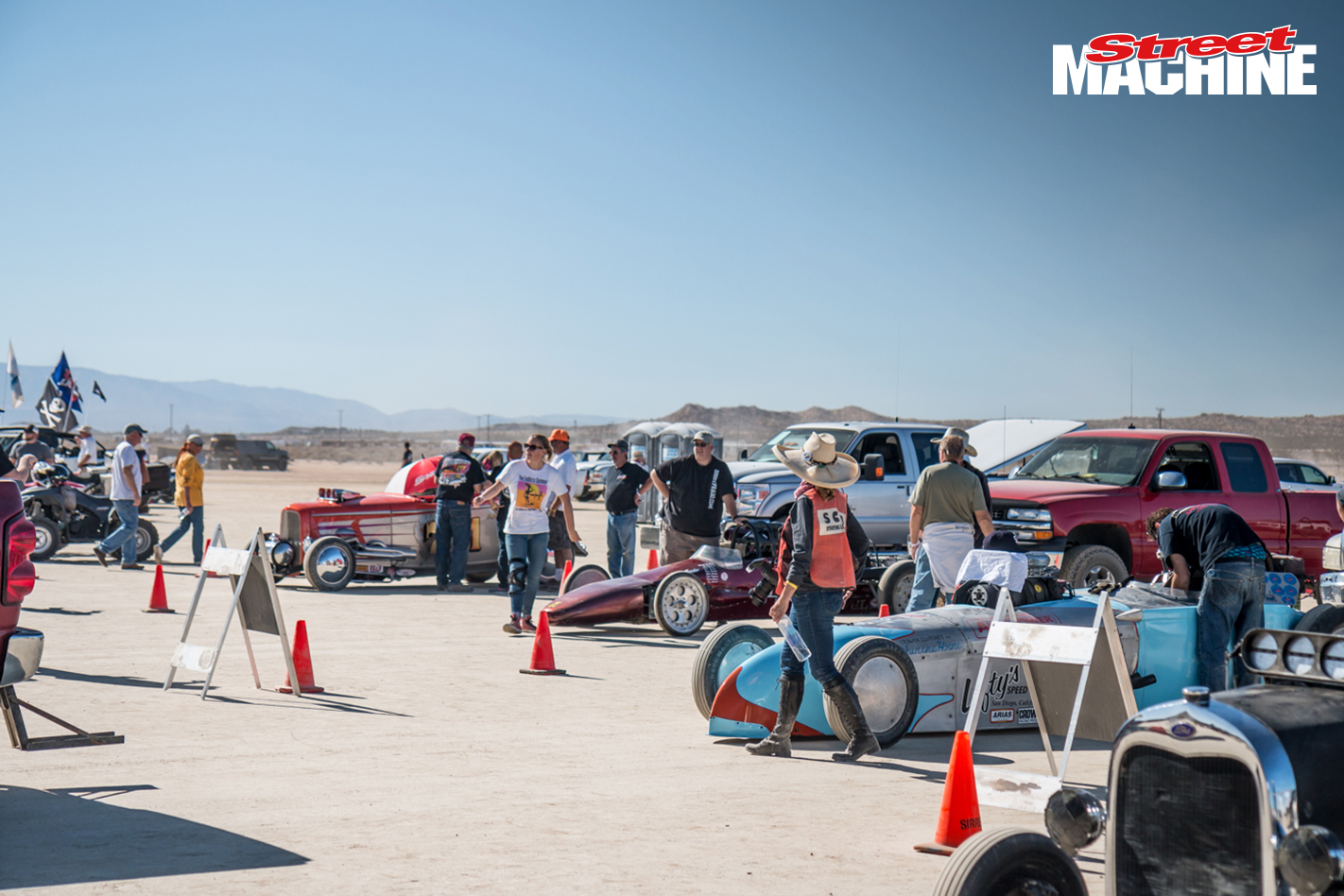 El Mirage Land Speed Racing 4012