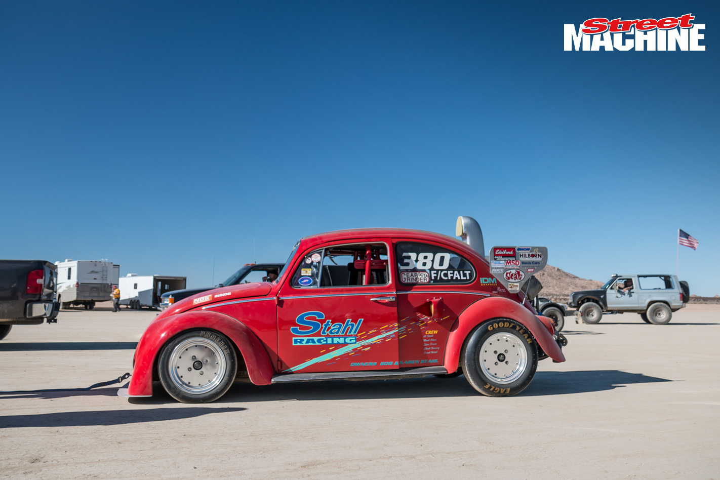 El Mirage Land Speed Racing 4093