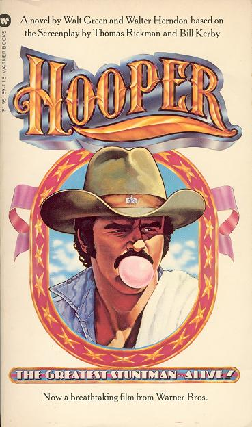 Hooper 1978 Movie Cover