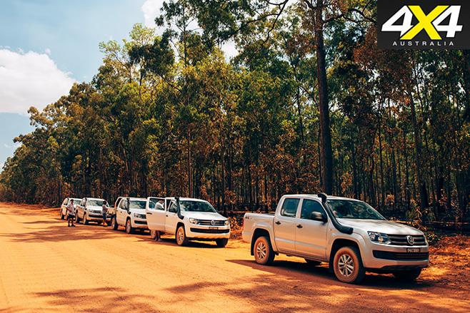 Volkswagen amarok convoy