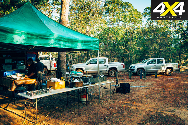 Cape -york -campsite